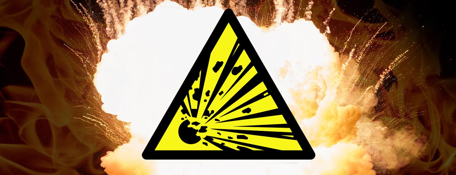 Banner Explosionsschutz